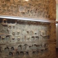 Skull Tower, Niş
